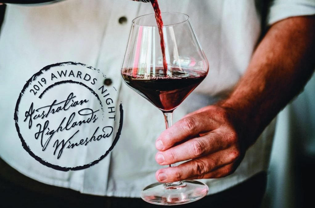 Australian Highlands Wineshow 2019